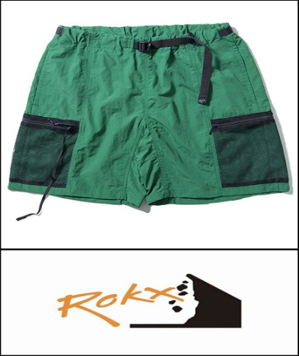 2019 S/S ROKX JAPAN TECH 5 INCH SHORT [International]