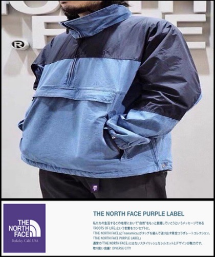 2019 F/W BEAMS NORTHFACE STANDARD JAPAN -ANORAK -  [International]