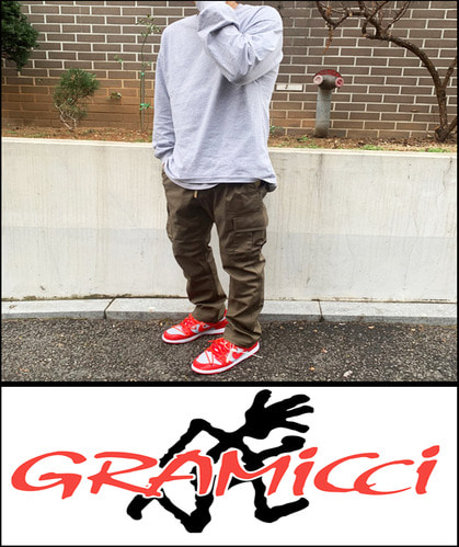 2019 [START] GRAMICCI JAPAN X BEAMS -BOSELL CARGO- [International]