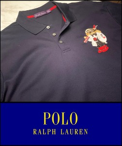 2019 S/S RALPH LAUREN PURPLE RLX BEAR PK [International]