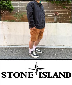 2020 [START] STONE ISXXND MADE SHOP -DIRTY CUSH WASH- OVER SHIRT ONE POCKET [Factory Version]