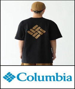 2019 S/S BEAMS JAPAN X COLUMBIA JAPAN  HEAVY COTTON TURN TEE [International]
