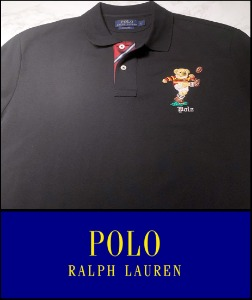 2019 S/S RALPH LAUREN RETRO CLASSIC CUSTOM FIT TEDDY BEAR RUGBY PK [International]
