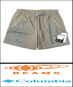 2019 S/S BEAMS x COLUMBIA JAPAN SYSTEM TECH SHORT [International]