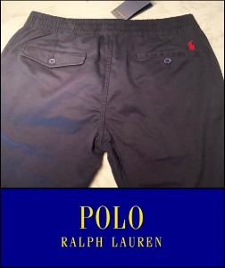 2020 F/W POLO RALPH LAUREN CLASSIC SLIM PIT COTTON BAND-TYPE PANTS [International]