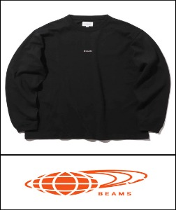 2019 S/S BEAMS JAPAN HEAVY COTTON - OVER FIT -  LONG SLEEVE [International]
