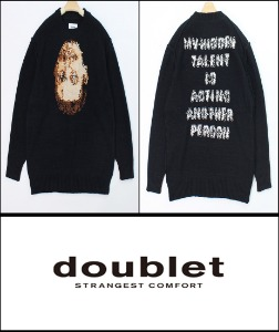 2020 F/W DOUBLET 2FACE KNIT MADE SHOP 100% [Factory Version]