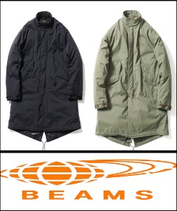 2019 F/W BEAMS JAPAN -OSMAN- WINTER COAT M51 예약판 11월 28일 배송 [International]