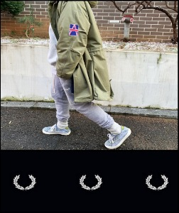 2020 F/W FREDPERRY X RAFSIMONS M51 WINTER HEAVY PARKA [International]