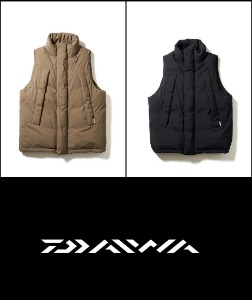 2020 F/W KIWASA X DAIWA GORETEX DOWN VEST [International]