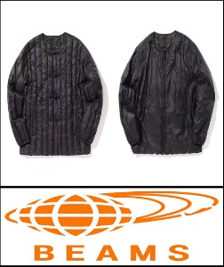 20120 F/W BEAMS JAPAN  REVERSIBLE INNER DOWN [International]