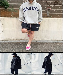 2020 S/S NAUTICA -JAPAN EXCLUSIVE- 1991s RETRO CLASSIC OVER FIT HOODY [International]