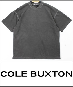 2021 S/S COLE BUXTON HARD WASH VINTAGE HEAVY WEIGHT TSHIRT  [MADE SHOP H.K]