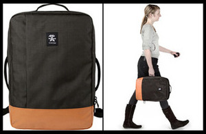 CRUMPLER AUSTRALIA 2012 F/W PRIVATE SURPRISE PREMIUM LEATHER BAGPACK[Interanational]