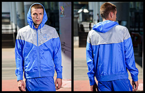 NIKE AS RU VINTAGE WINDRUNNER [International]