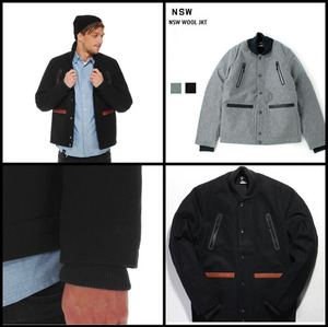 NIKE NSW AS WOOL JACKET-NSW COLLECTION-[International]