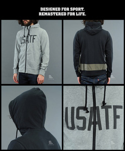 NIKE NSW USATF FZ AW77 HOODY [International]