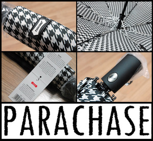 PARACHASE LONDON - MONSTER -SHORT AUTOMATIC UMBRELLA 전자동 ★WTF BLACK FRIDAY SALE★ [International]