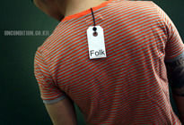 FOLK CLOTHING STRIPE [International]