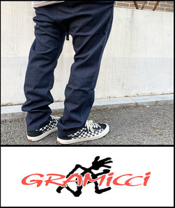 2019 [START] GRAMICCI JAPAN X BEAMS ORGANIC DENIM PANTS ELA 2% -LAPSI- [International]